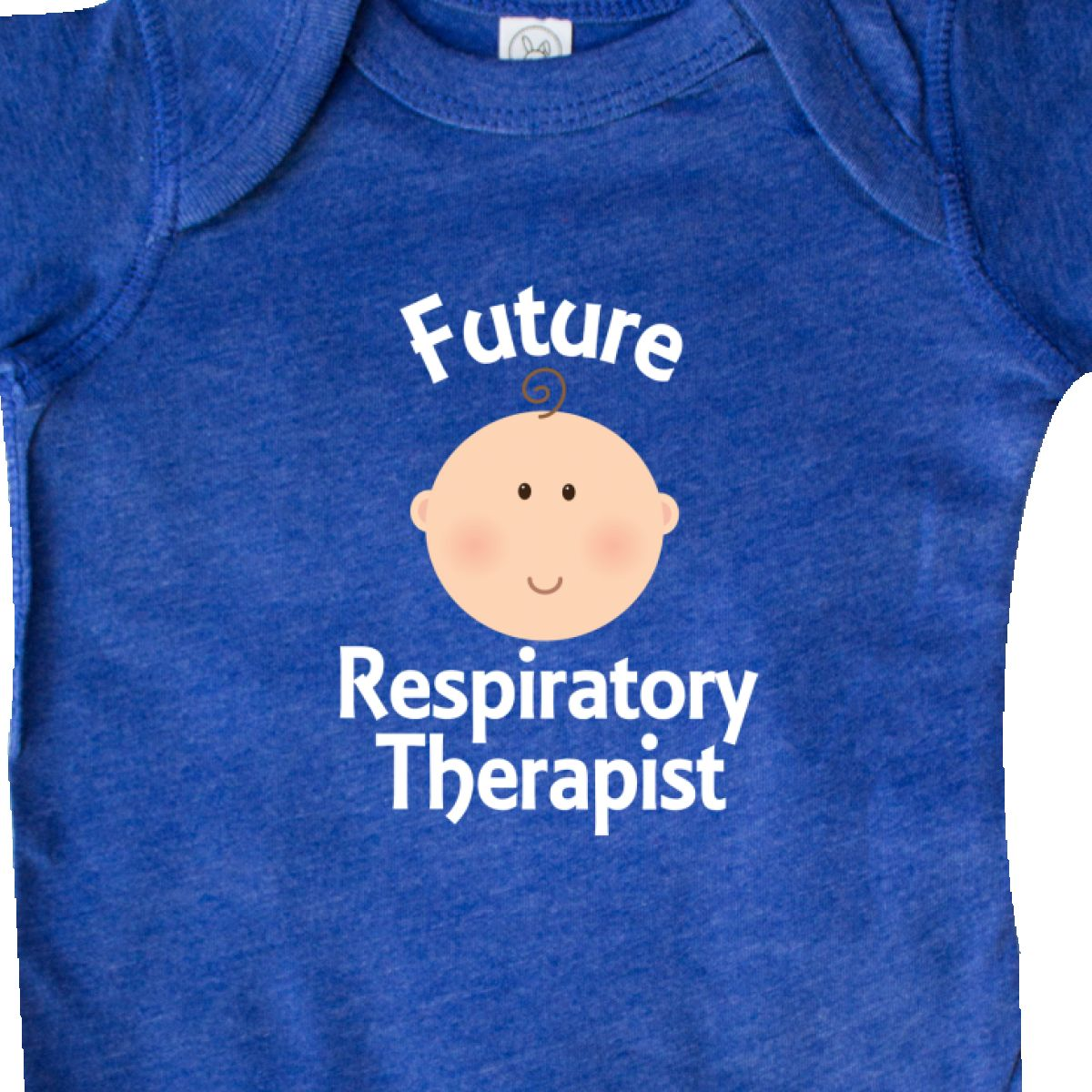Inktastic Future Respiratory Therapist Occupation Gift Infant Creeper Therapy