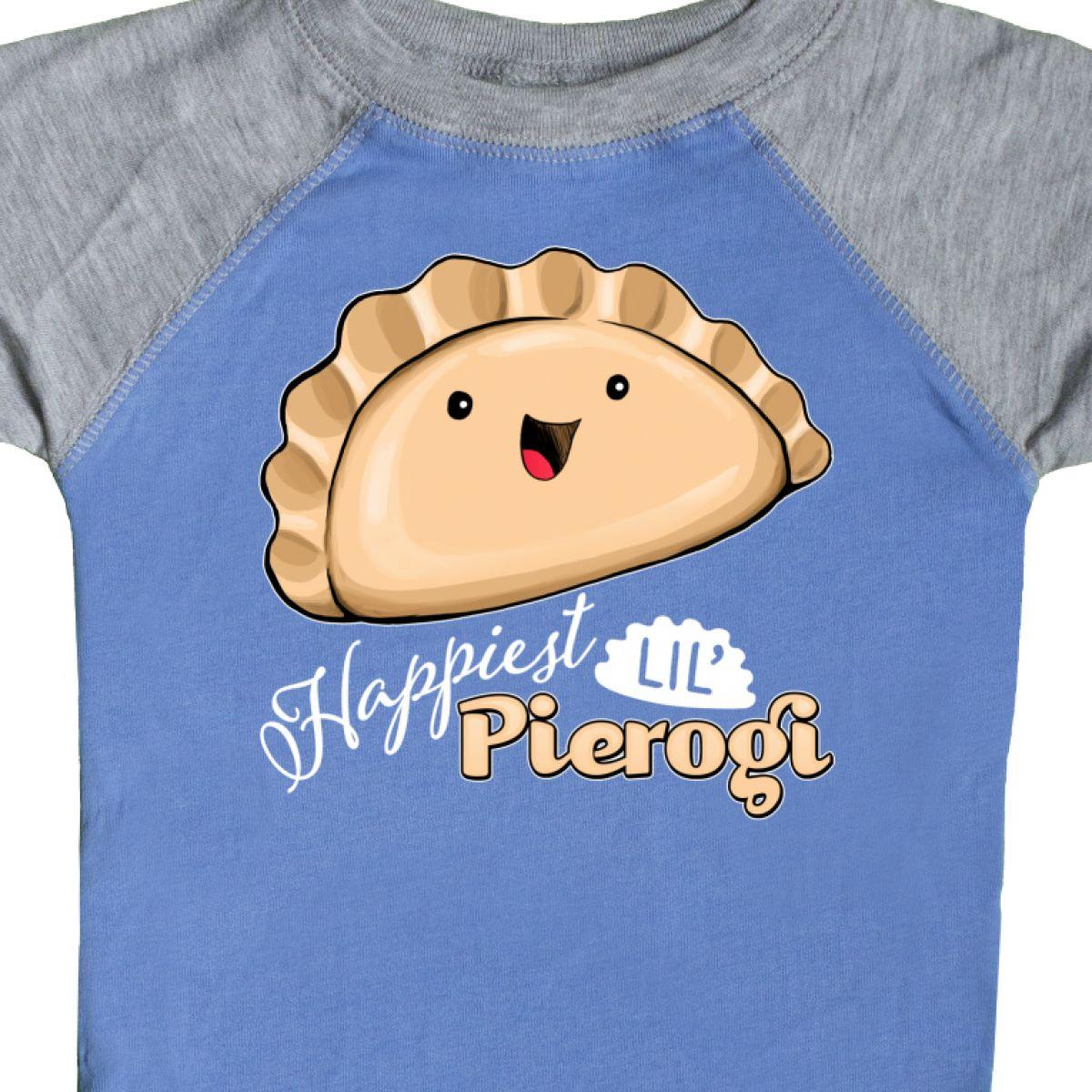 Inktastic Happiest Lil/' Pierogi Infant Creeper Food Cute Polish Cuisine Tasty