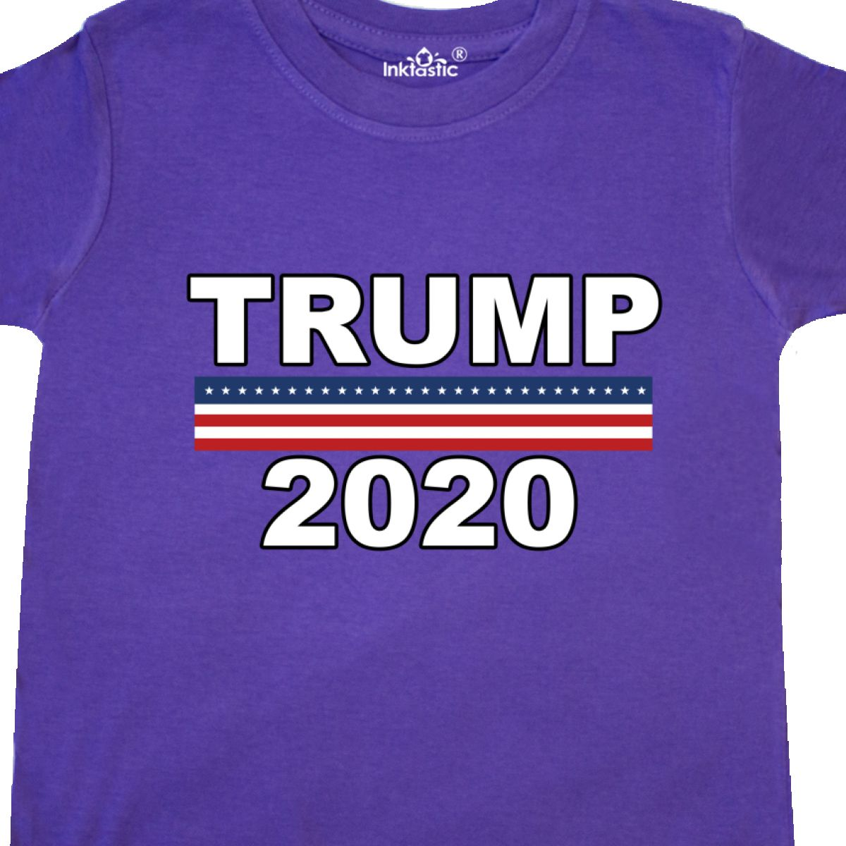Inktastic Trump 2020 Toddler T-Shirt Donald Political Politics Unisex Gift Child