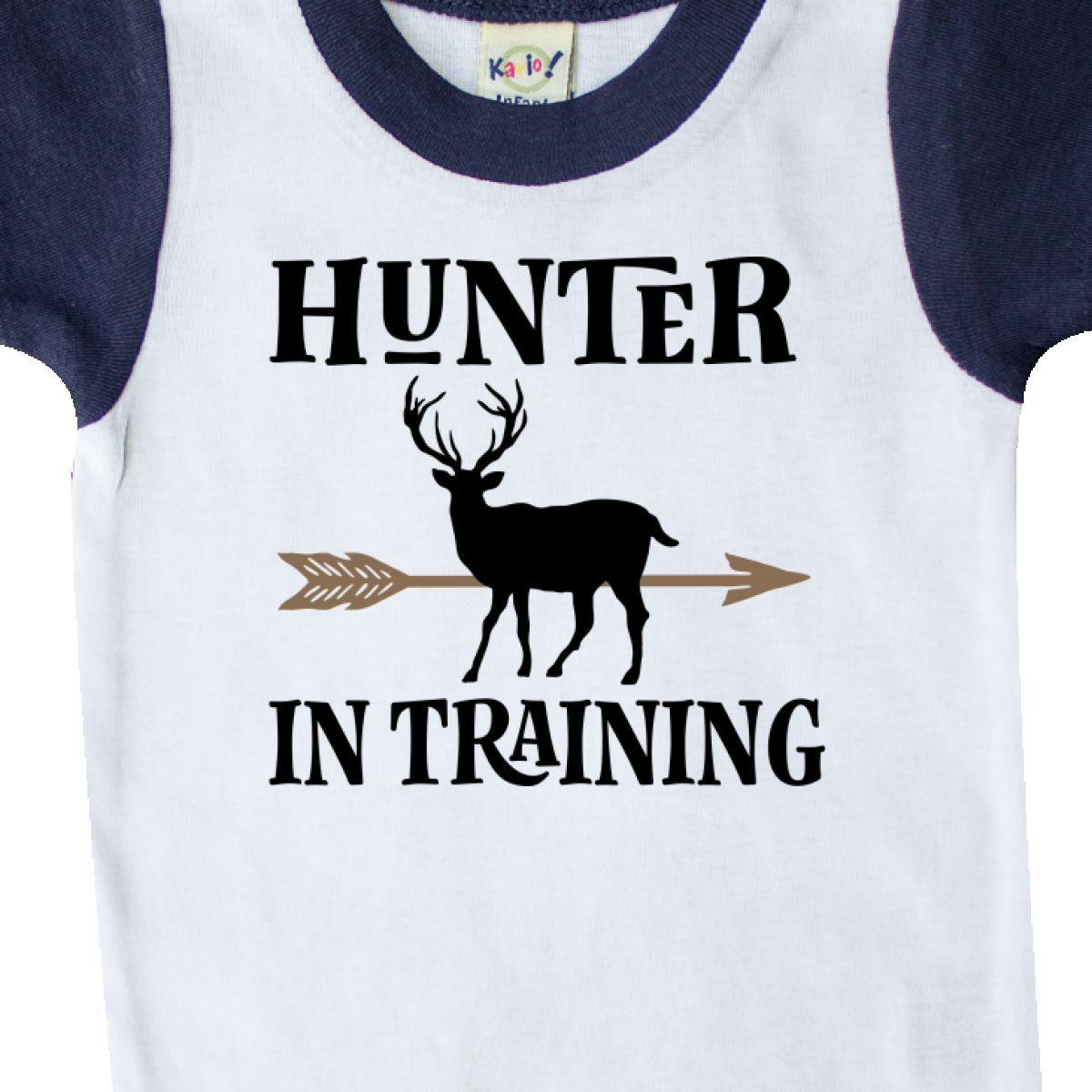 Inktastic Hunter In Training Hunting Infant Creeper Hunt Future Childs Boys Buck