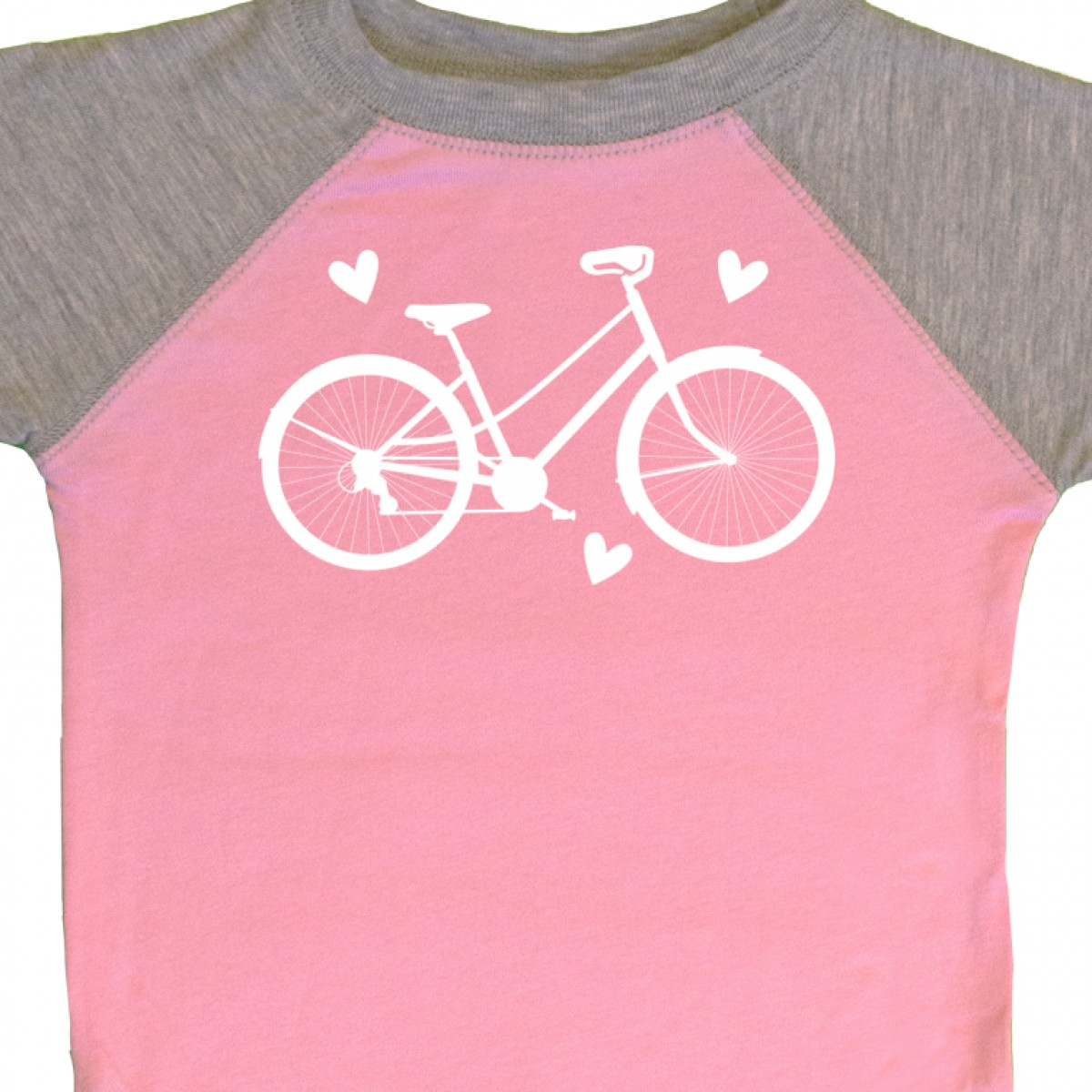 Inktastic Bicycle Cycling Bike Lover Infant Creeper Rider Exercise Retro Fitness