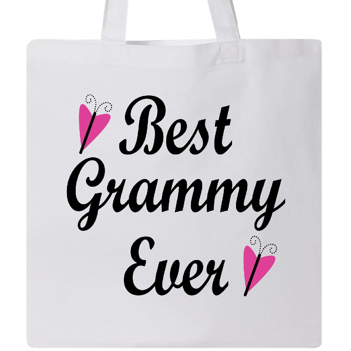 8a66f47a1f36 Details about Inktastic Best Grammy Ever Tote Bag Gift Family Grandma  Grandmother Grandparents