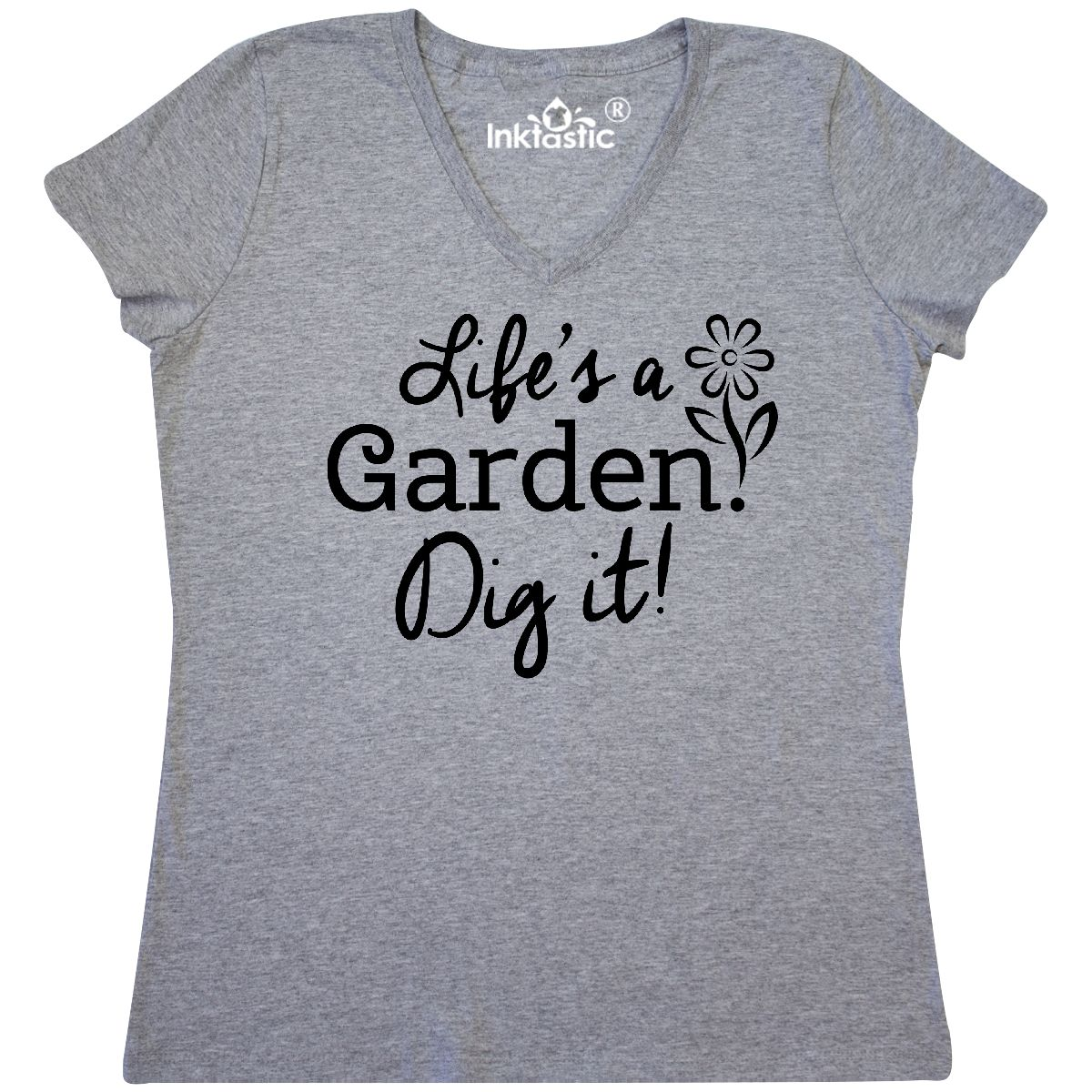 picture 3 of 4 - Lifes A Garden Dig It
