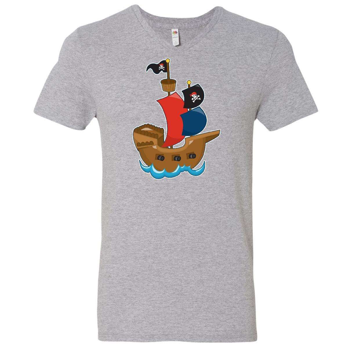 inktastic Pirate Captain Toddler T-Shirt