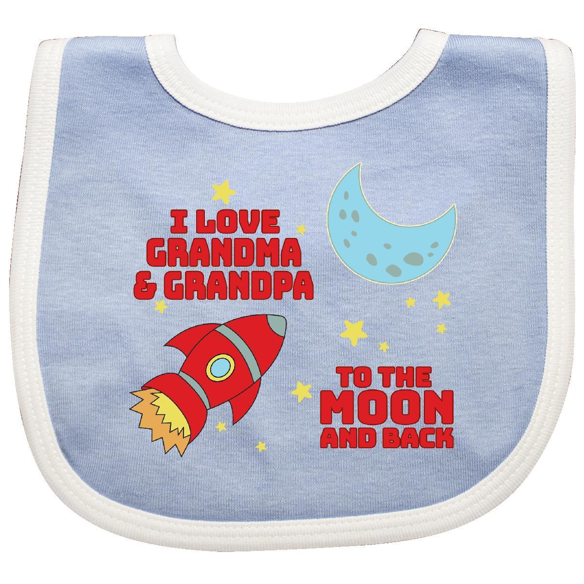 "wisest person EVER/"" Grandfather Grandad Baby Bib /""My Grandad is the greatest"