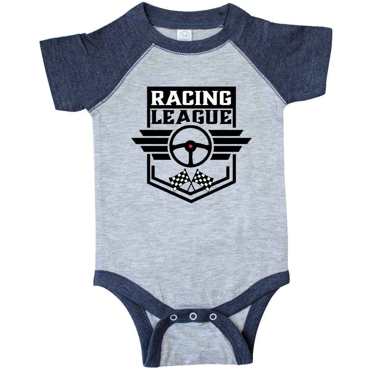 Wings Love Racing I Inktastic And Wheel I Drag Car Infant