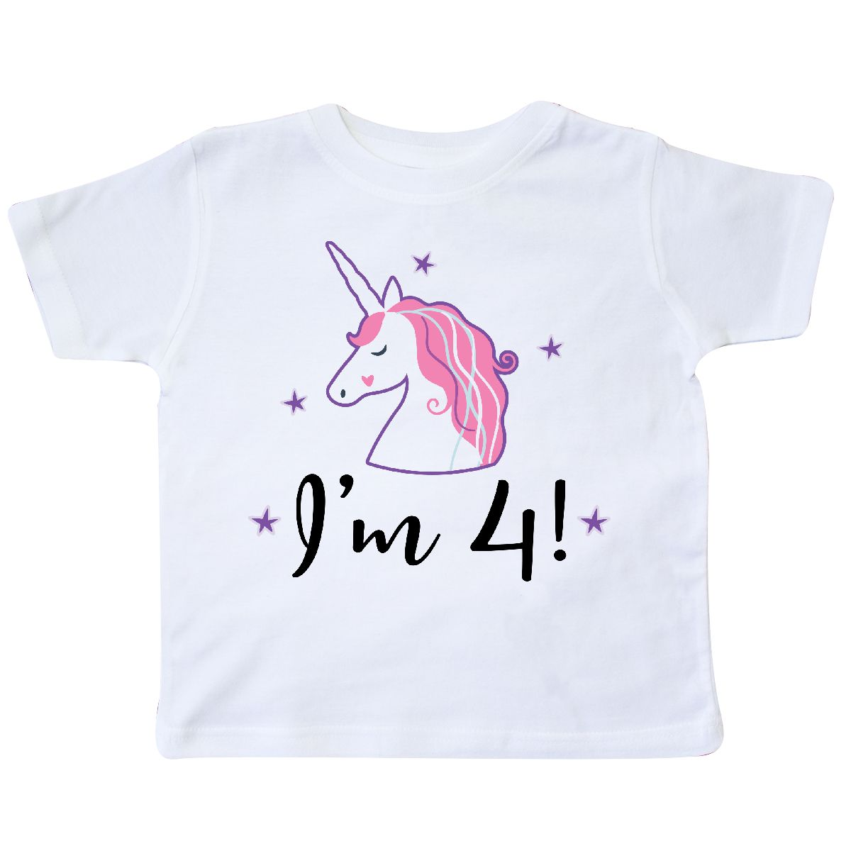 inktastic New Baby Girl Gift Toddler T-Shirt