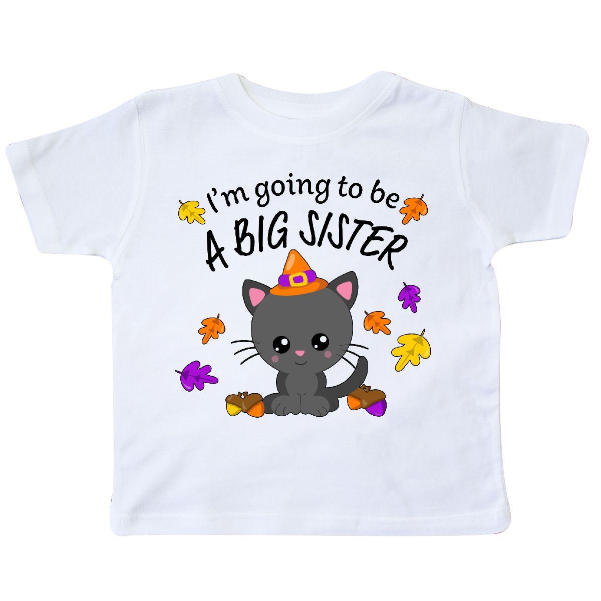 inktastic Big Sis Toddler T-Shirt
