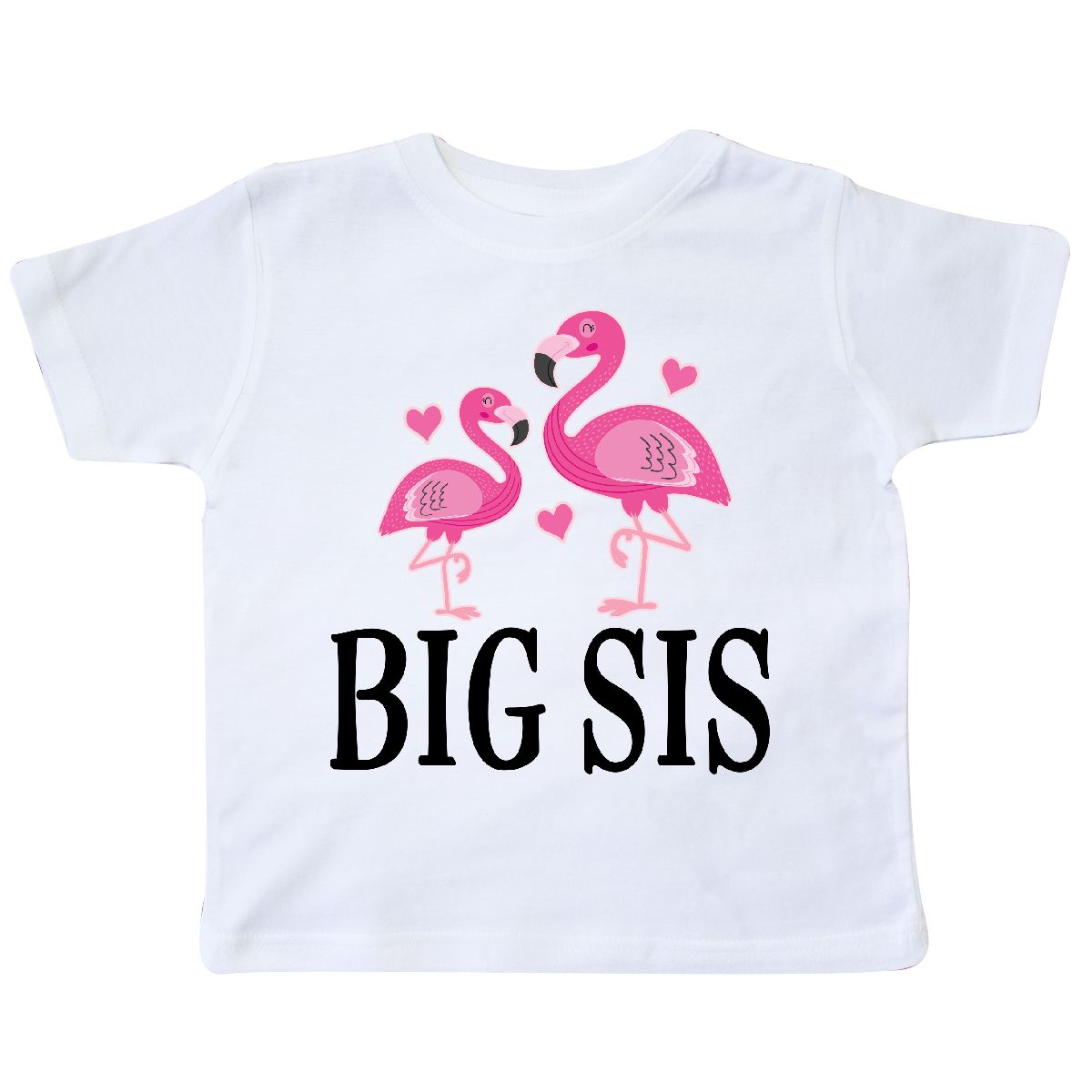inktastic Big Sis Announcement New Sister Toddler T-Shirt