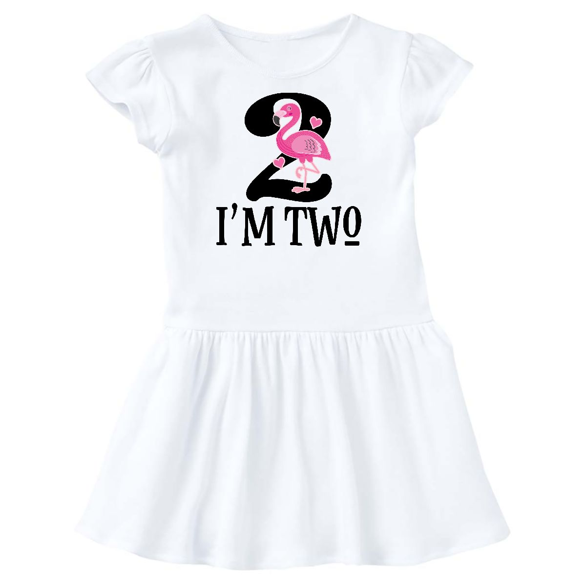 Baby Flamingo inktastic Cute Flamingo Pink Toddler Long Sleeve T-Shirt