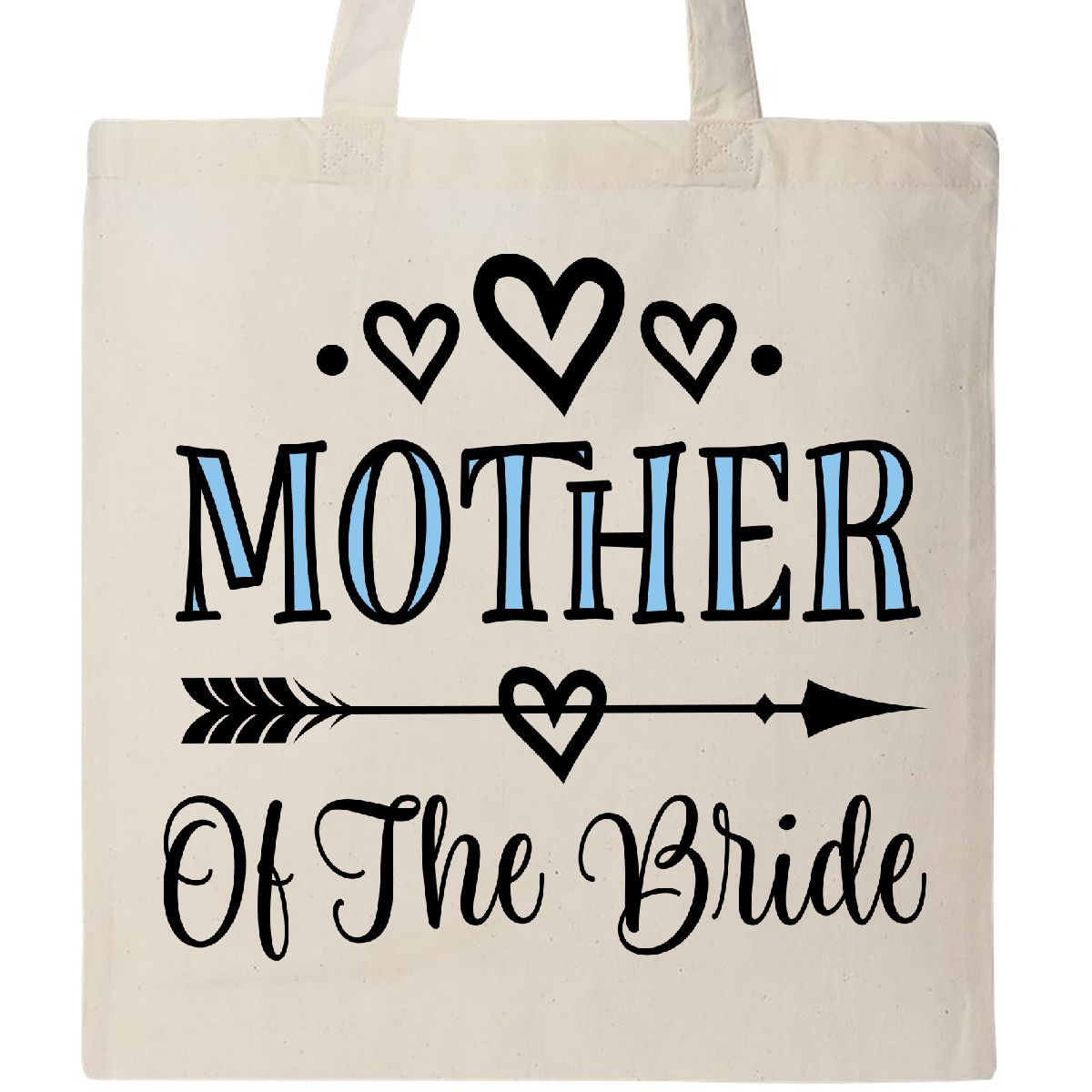 Inktastic Mother Of The Bride Wedding Gift Tote Bag Brides Mom
