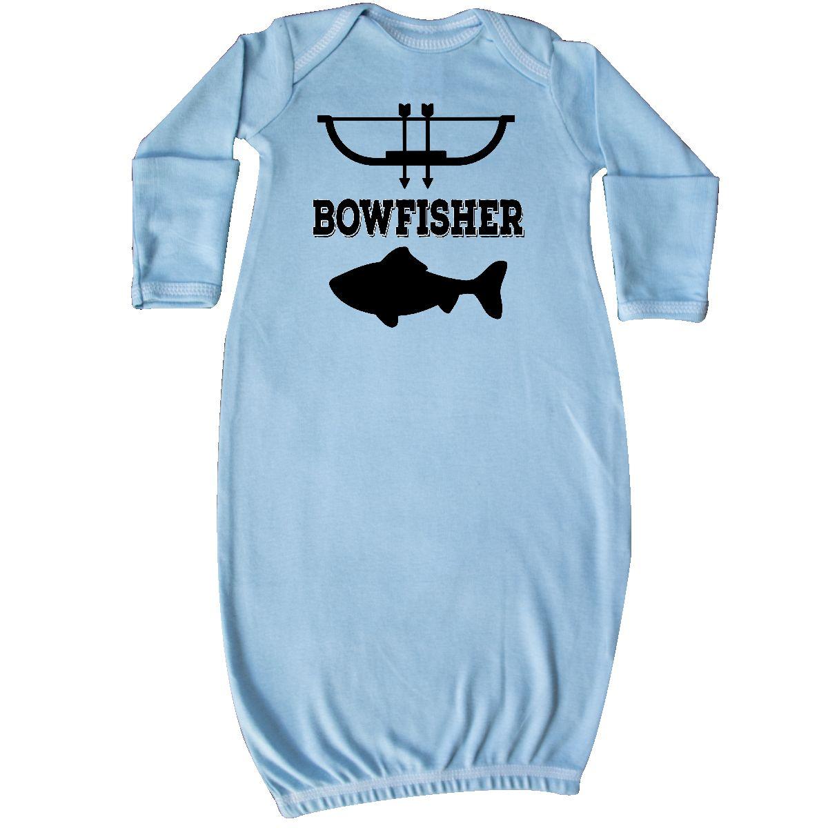 Inktastic Bowfishing Future Bowfisher Toddler T-Shirt Fishing Fisherman Childs