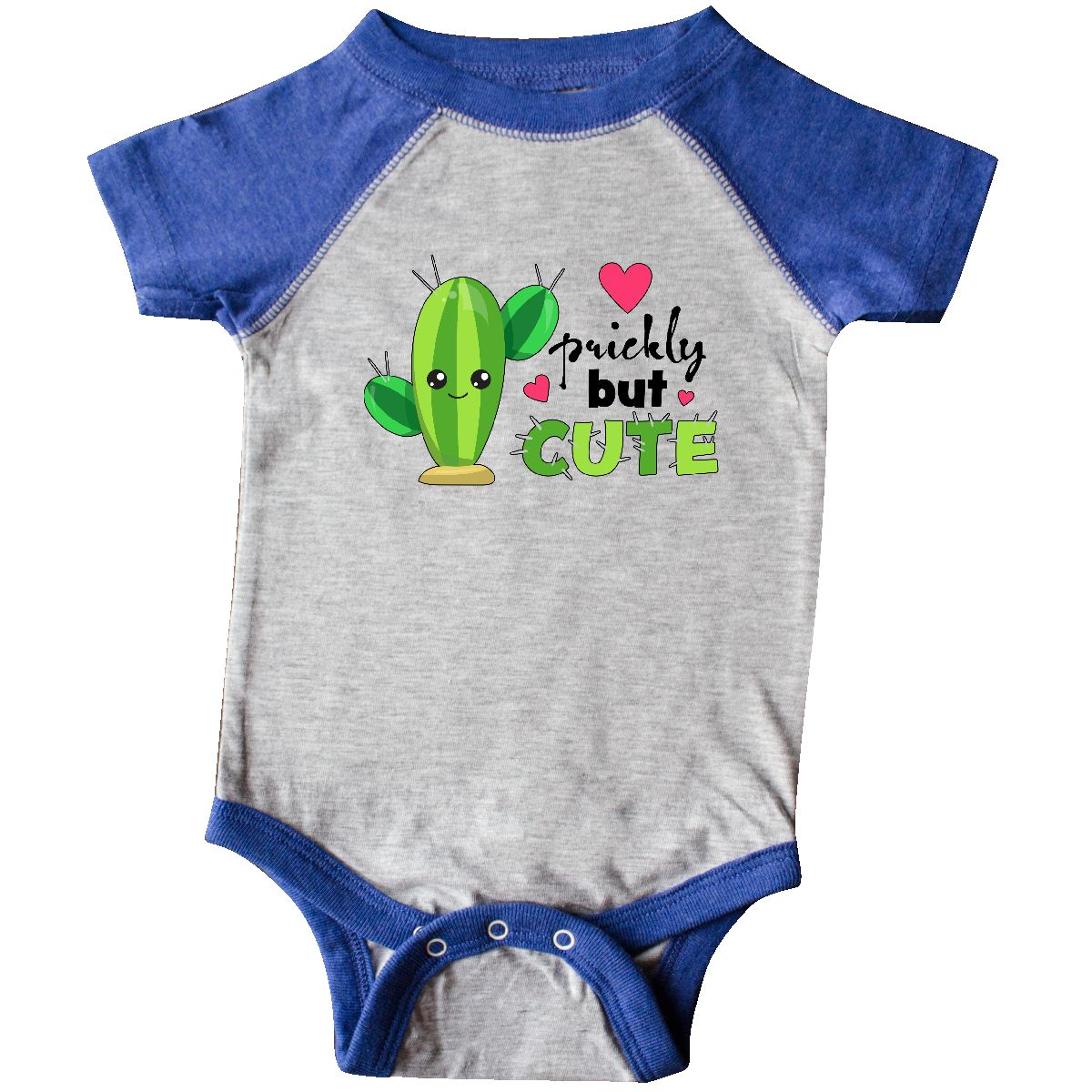 inktastic Dont Be Prickly with Cute Cactus Toddler T-Shirt