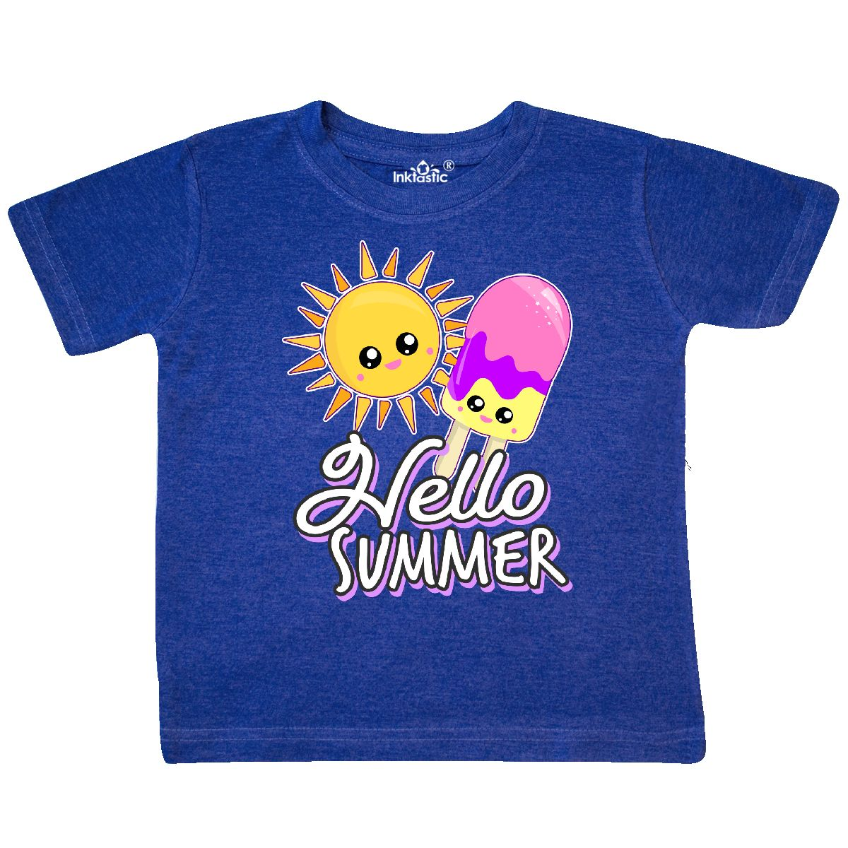 inktastic Taste of Summer with Lemons Toddler T-Shirt