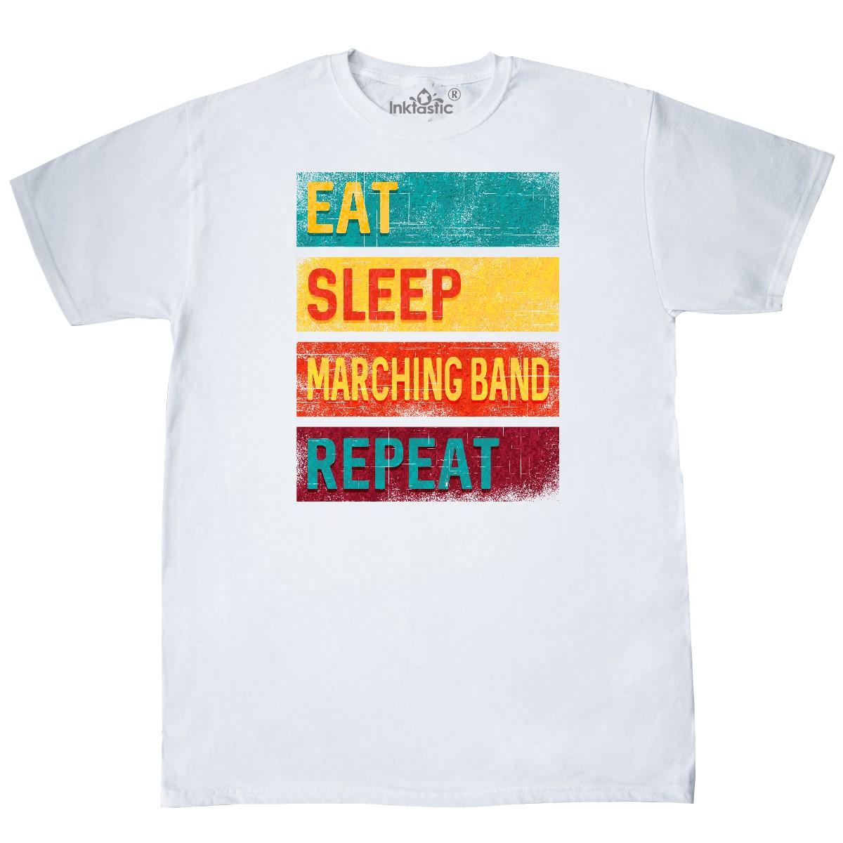 inktastic Trombonist Eat Sleep Trombone Repeat Baby T-Shirt