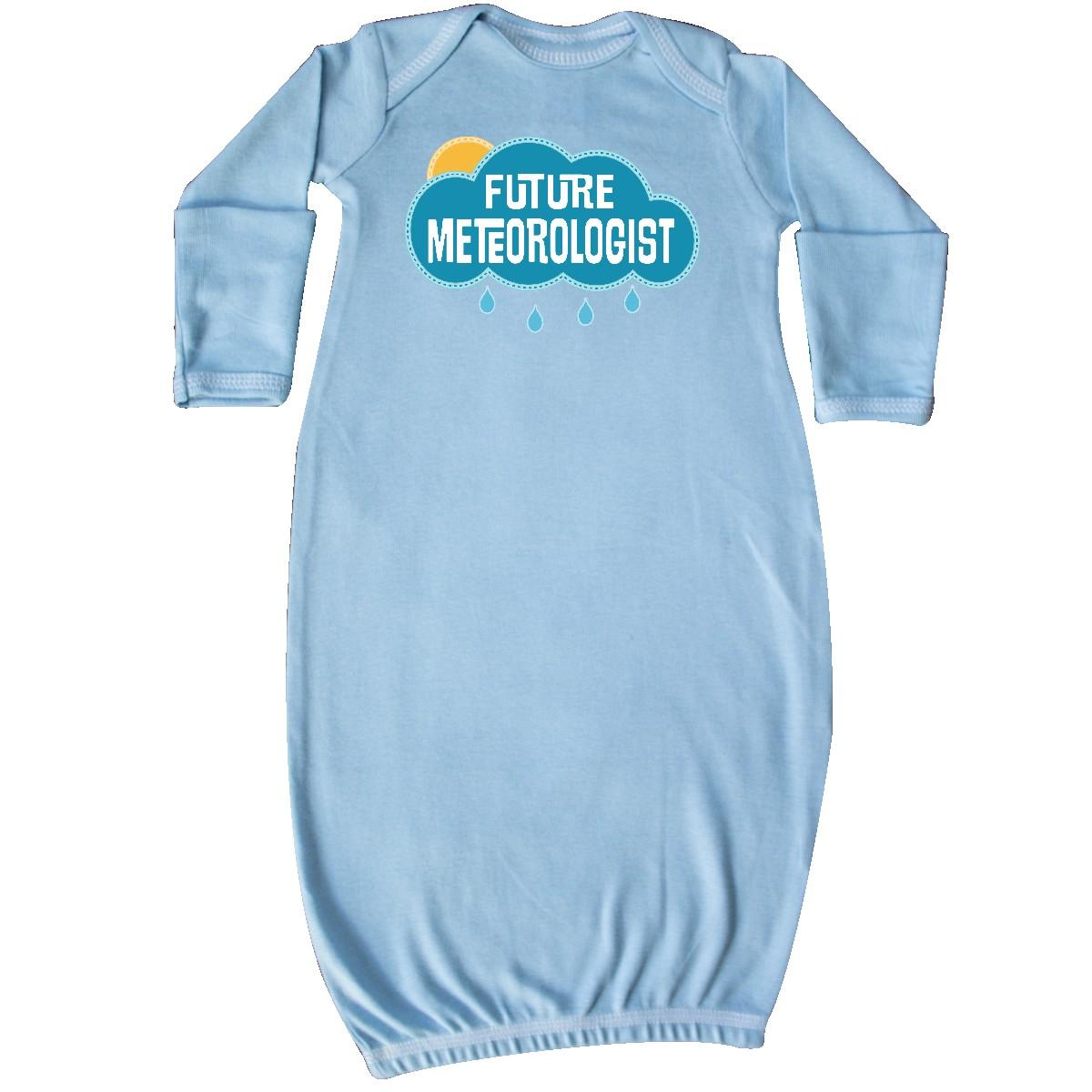 inktastic Future Meteorologist Toddler Long Sleeve T-Shirt