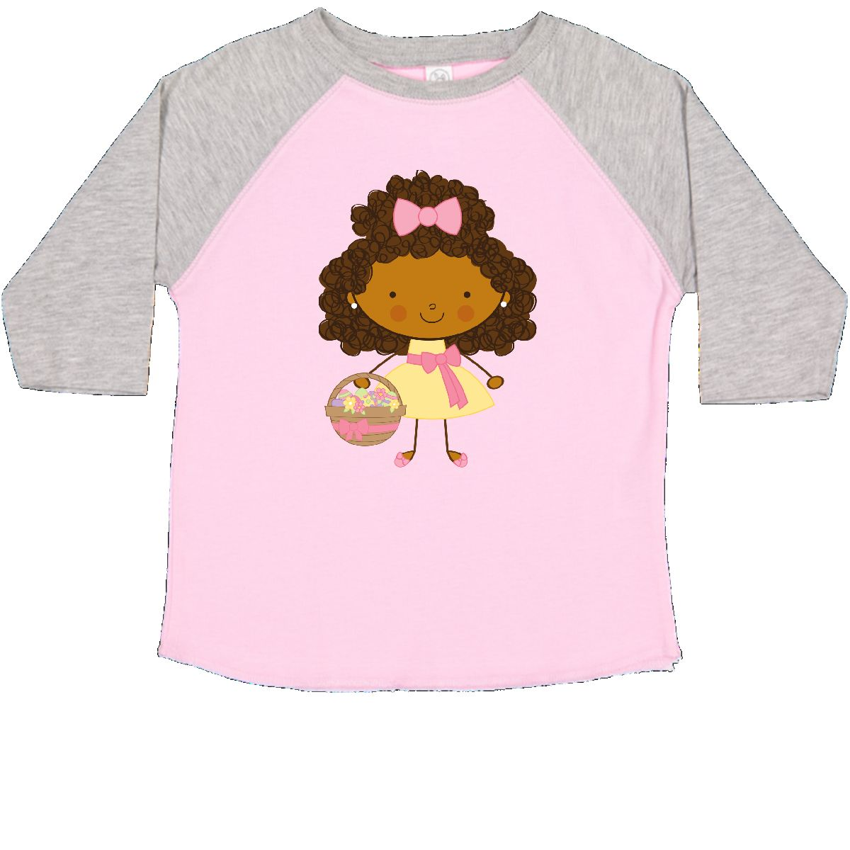 inktastic Cute Spring Butterfly Toddler T-Shirt