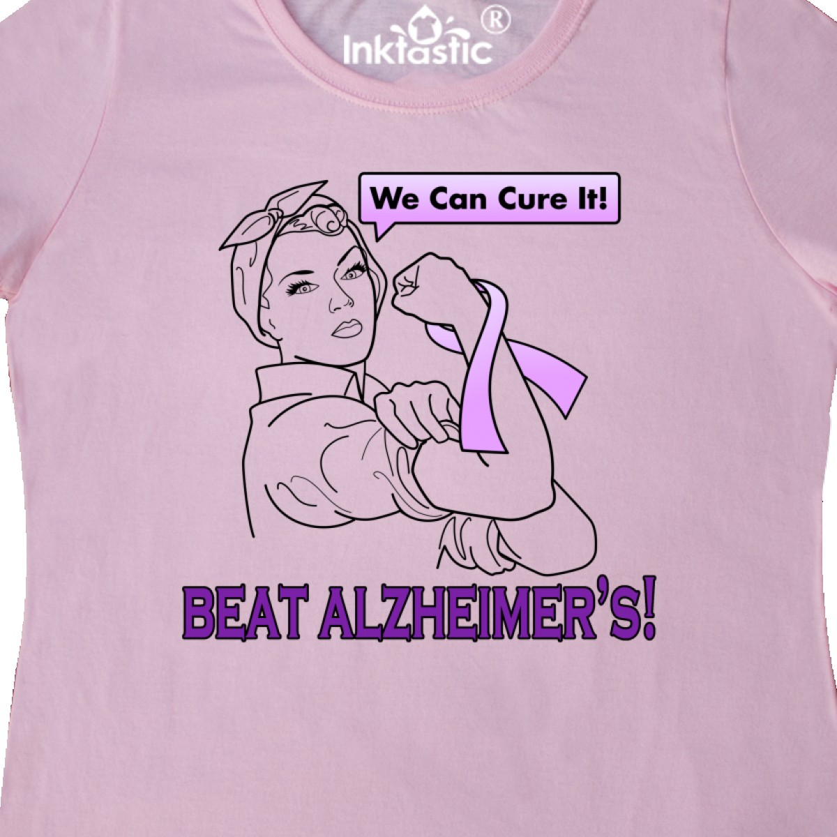 Inktastic We Can Cure It Alzheimer 039 S