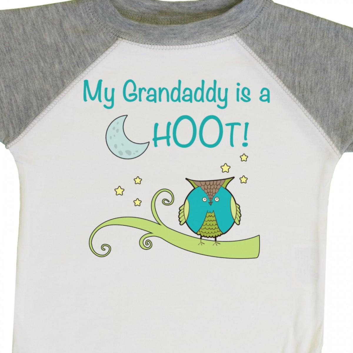 inktastic Grandparents Day I Love My Abuelito Long Sleeve Creeper