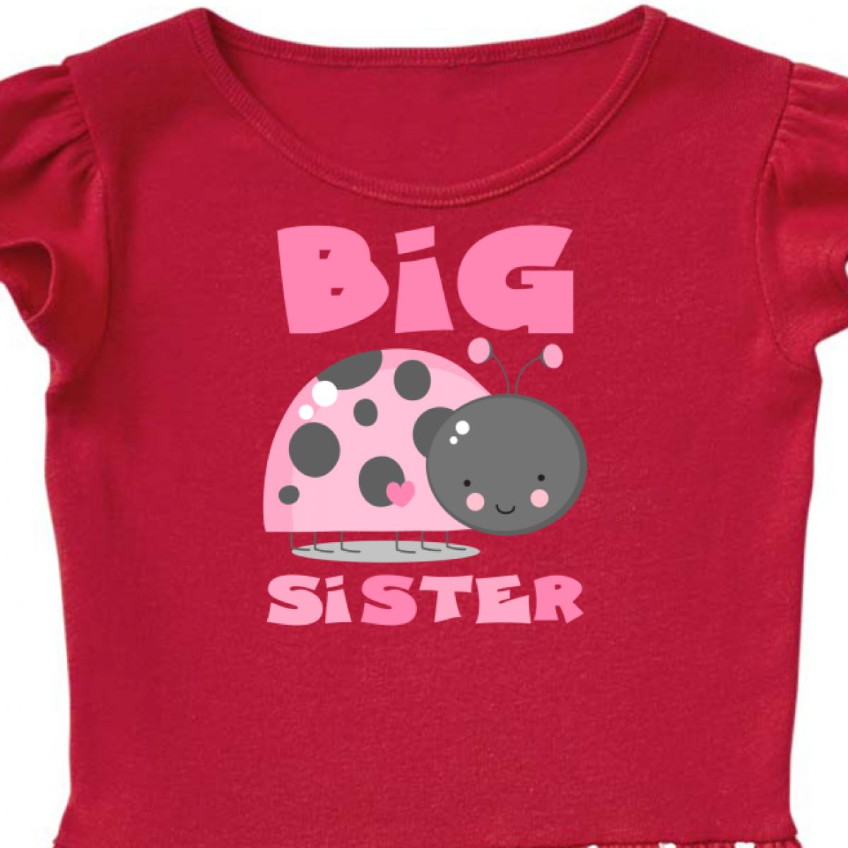 UlanLi Im Going to be a Big Brother Baby Organic Short Sleeve T-Shirt White