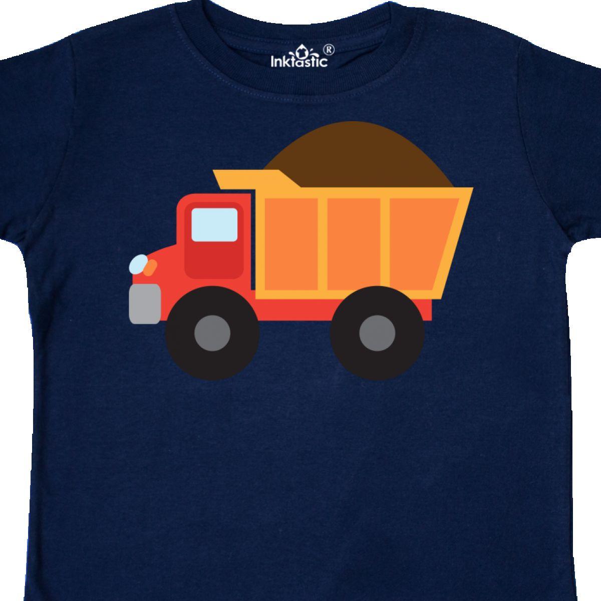 Inktastic-Work-Truck-Construction-Vehicle-Toddler-T-Shirt-Trucks-Vehicles-Cute thumbnail 22