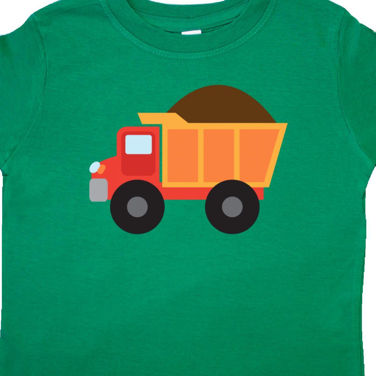 Inktastic-Work-Truck-Construction-Vehicle-Toddler-T-Shirt-Trucks-Vehicles-Cute thumbnail 14