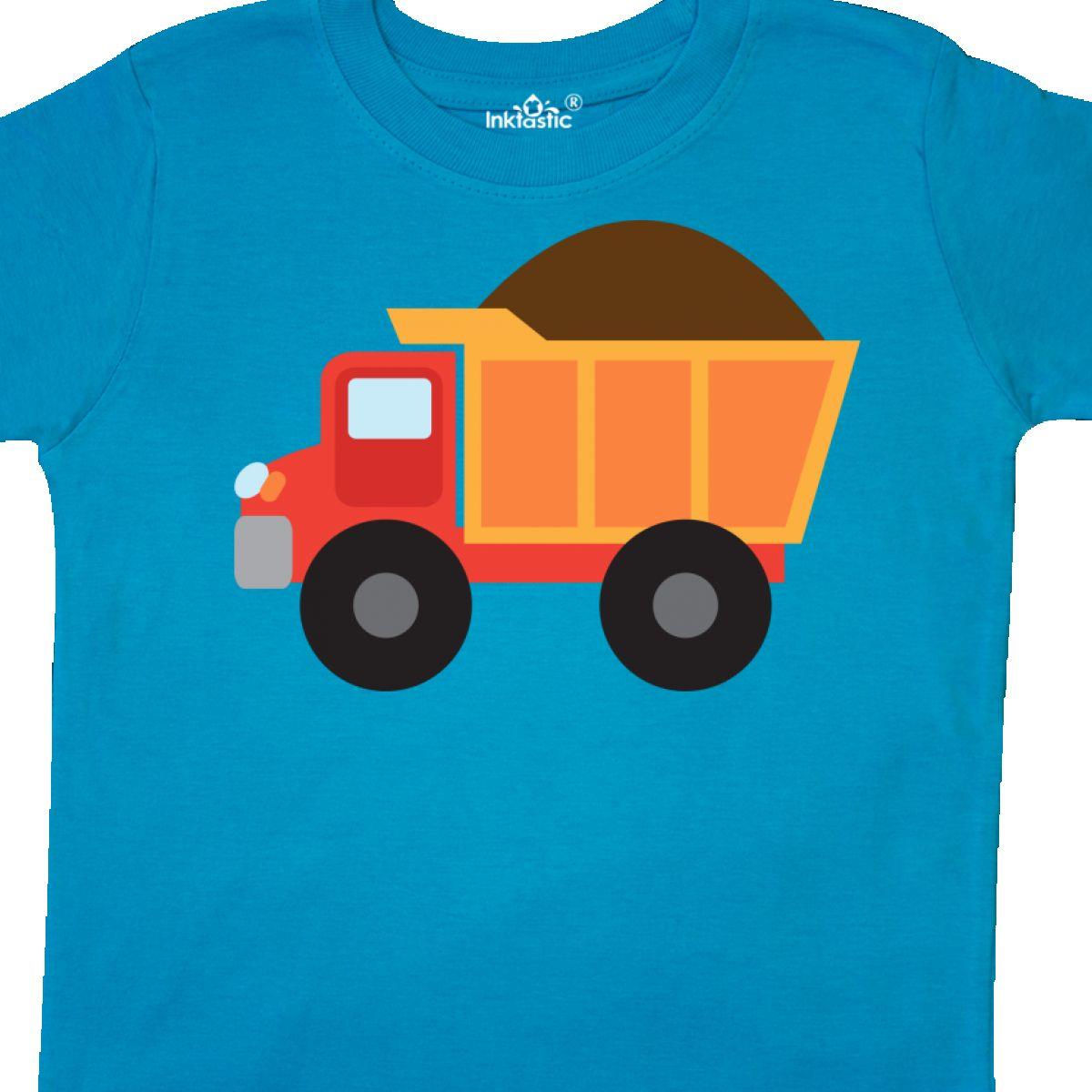 Inktastic-Work-Truck-Construction-Vehicle-Toddler-T-Shirt-Trucks-Vehicles-Cute thumbnail 36