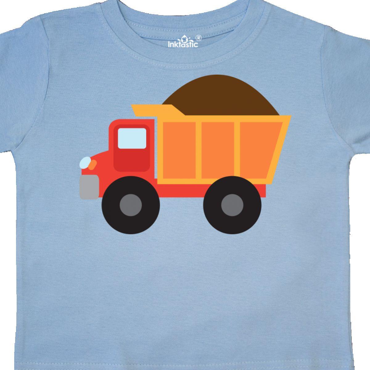 Inktastic-Work-Truck-Construction-Vehicle-Toddler-T-Shirt-Trucks-Vehicles-Cute thumbnail 20