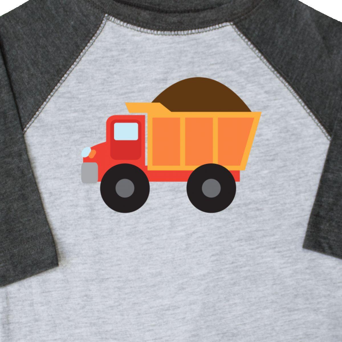 Inktastic-Work-Truck-Construction-Vehicle-Toddler-T-Shirt-Trucks-Vehicles-Cute thumbnail 4