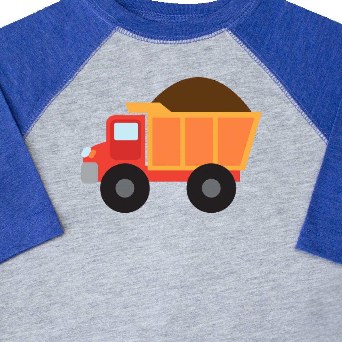 Inktastic-Work-Truck-Construction-Vehicle-Toddler-T-Shirt-Trucks-Vehicles-Cute thumbnail 10