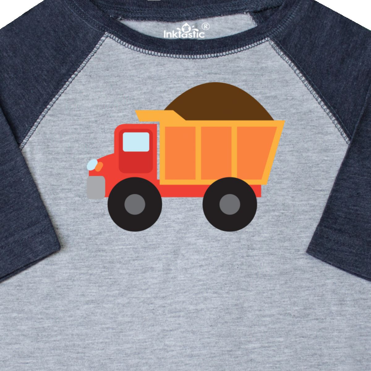 Inktastic-Work-Truck-Construction-Vehicle-Toddler-T-Shirt-Trucks-Vehicles-Cute thumbnail 8