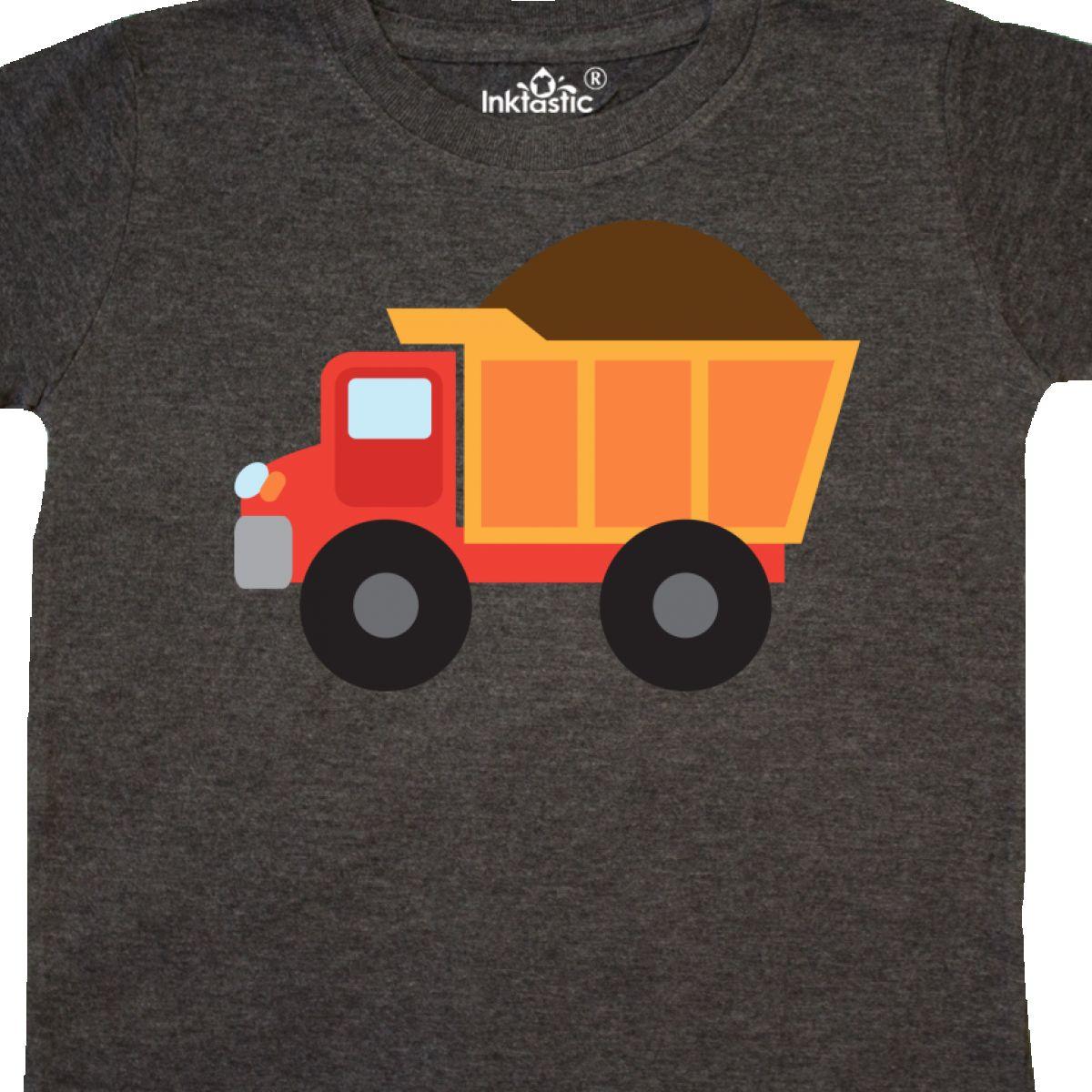 Inktastic-Work-Truck-Construction-Vehicle-Toddler-T-Shirt-Trucks-Vehicles-Cute thumbnail 32