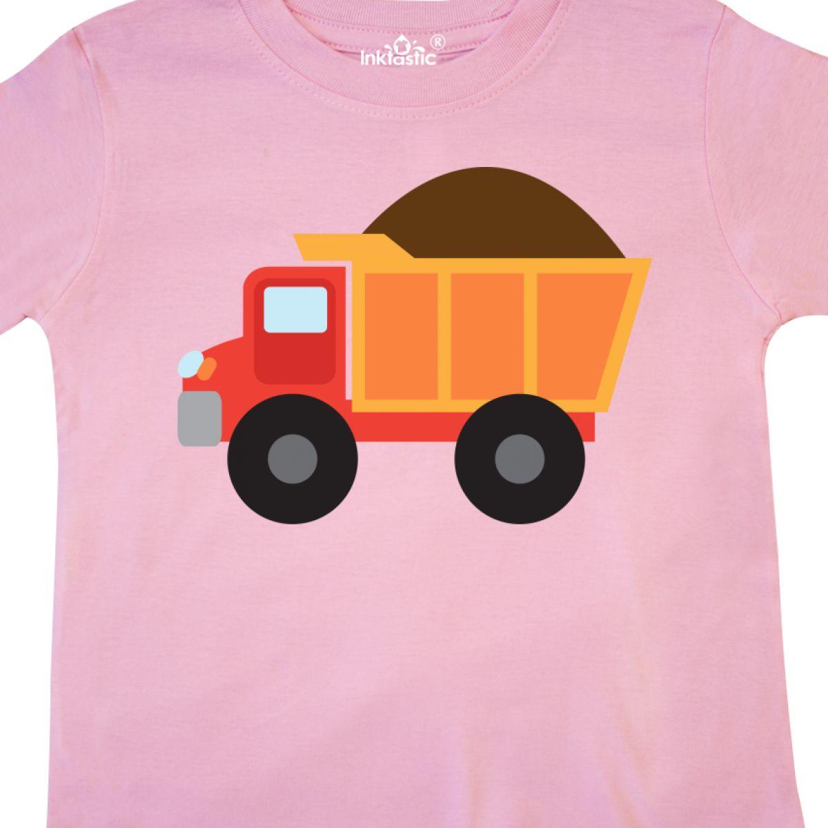 Inktastic-Work-Truck-Construction-Vehicle-Toddler-T-Shirt-Trucks-Vehicles-Cute thumbnail 26