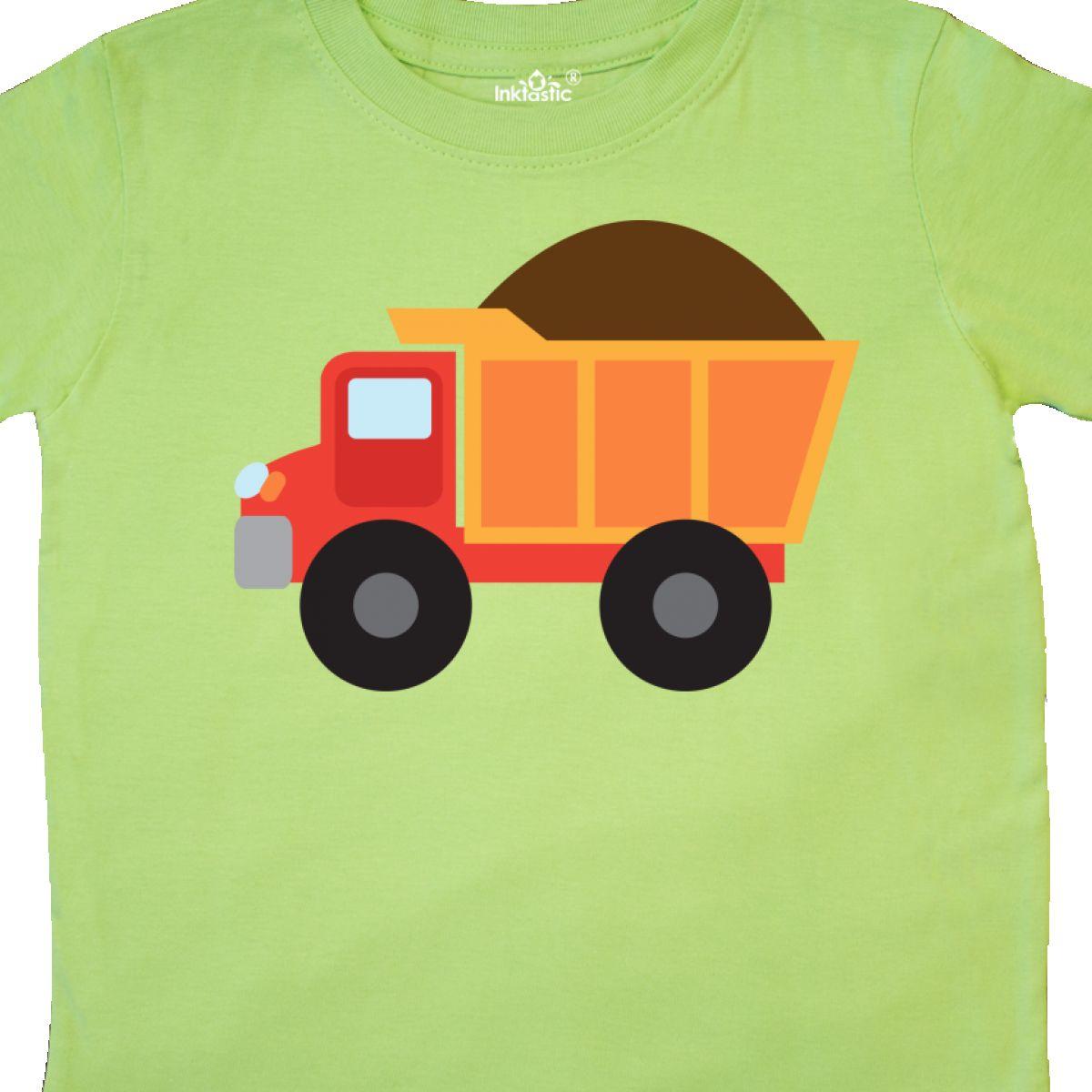 Inktastic-Work-Truck-Construction-Vehicle-Toddler-T-Shirt-Trucks-Vehicles-Cute thumbnail 16