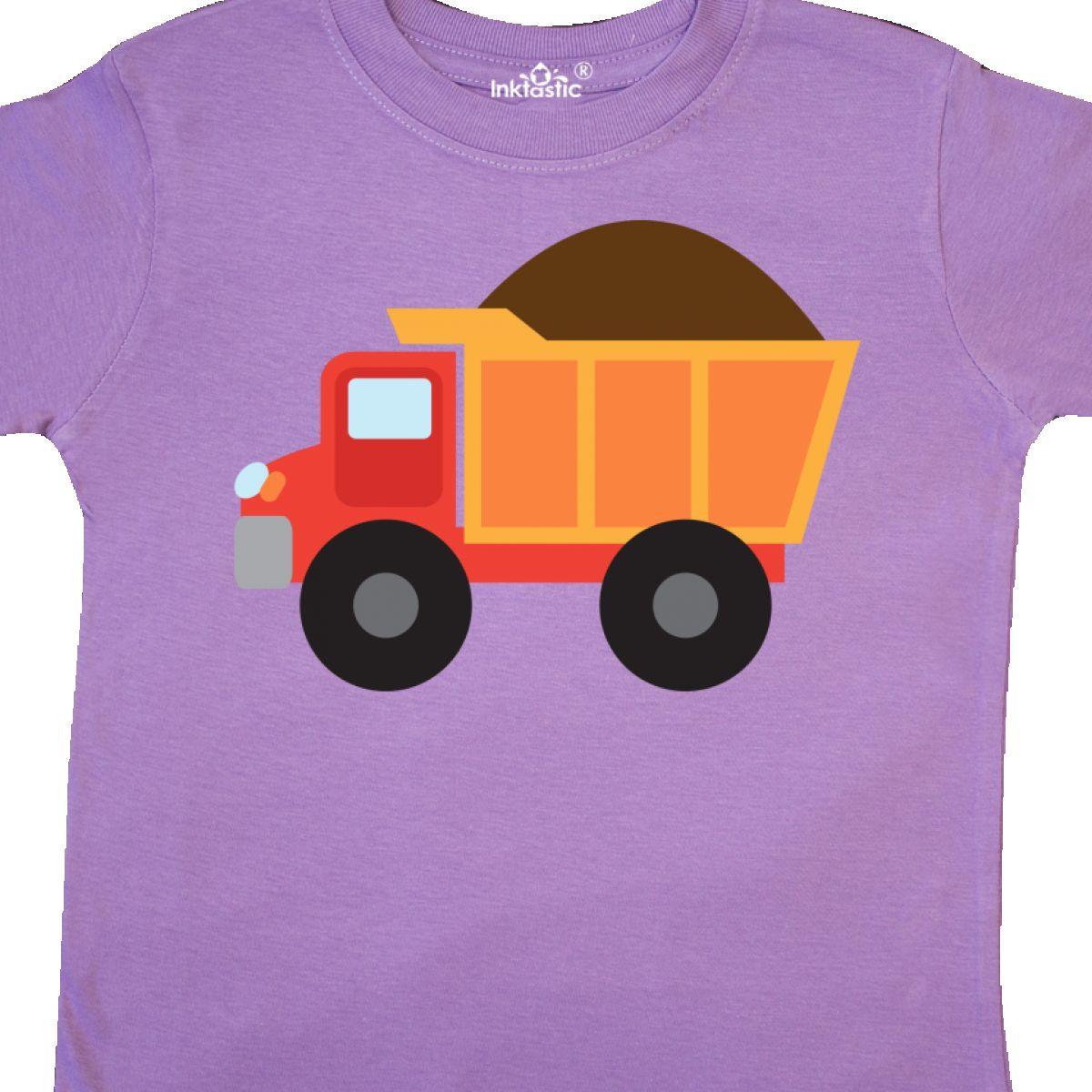 Inktastic-Work-Truck-Construction-Vehicle-Toddler-T-Shirt-Trucks-Vehicles-Cute thumbnail 18