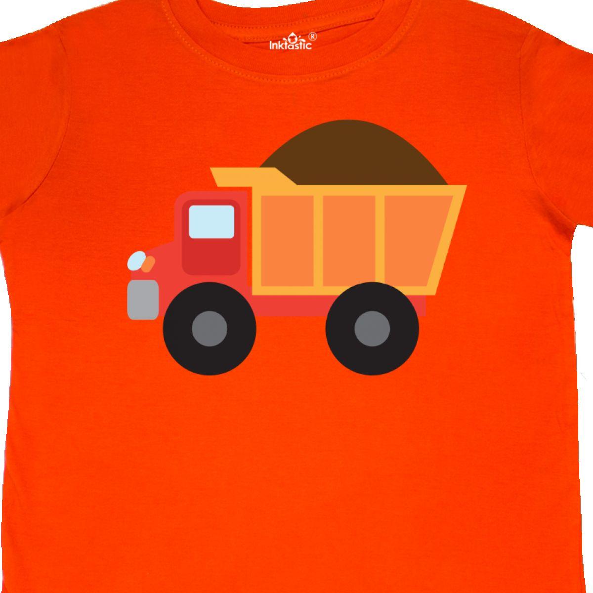 Inktastic-Work-Truck-Construction-Vehicle-Toddler-T-Shirt-Trucks-Vehicles-Cute thumbnail 24