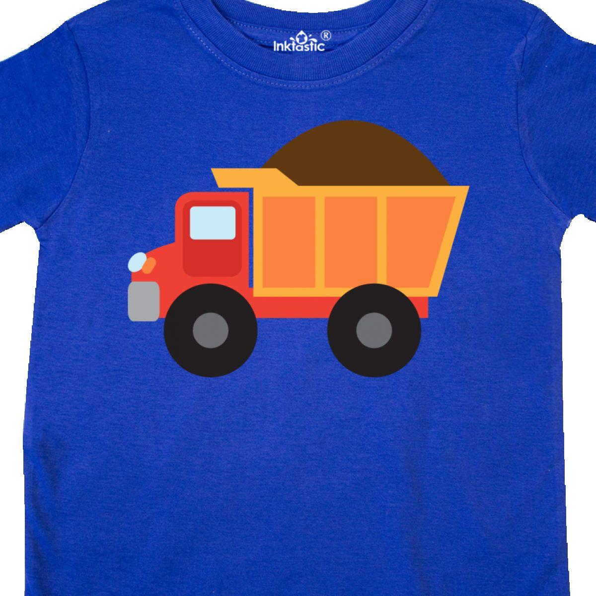 Inktastic-Work-Truck-Construction-Vehicle-Toddler-T-Shirt-Trucks-Vehicles-Cute thumbnail 34