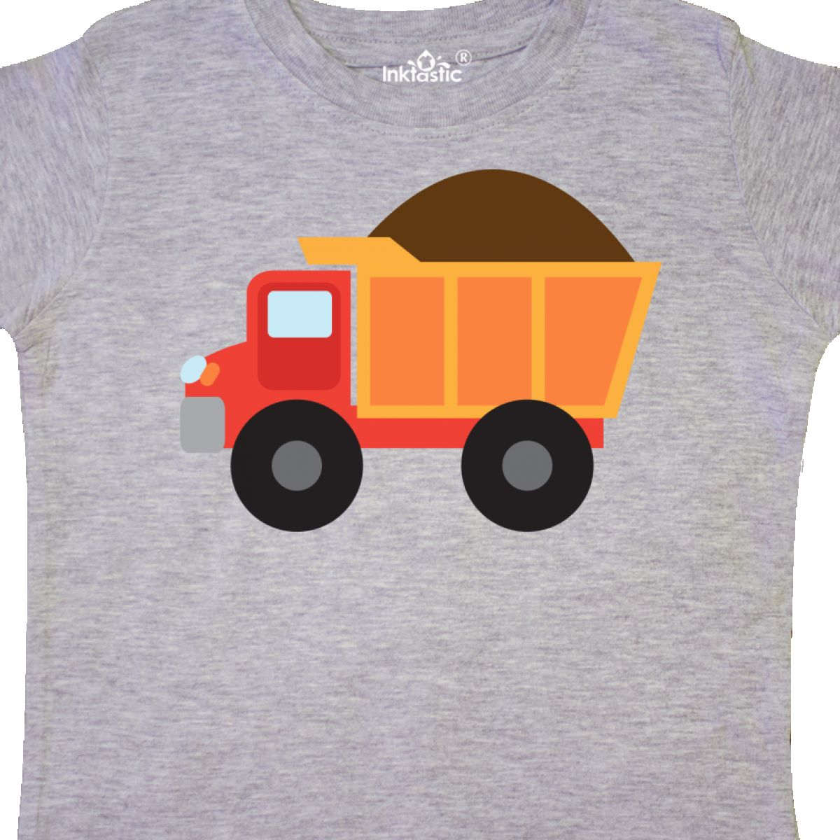 Inktastic-Work-Truck-Construction-Vehicle-Toddler-T-Shirt-Trucks-Vehicles-Cute thumbnail 12