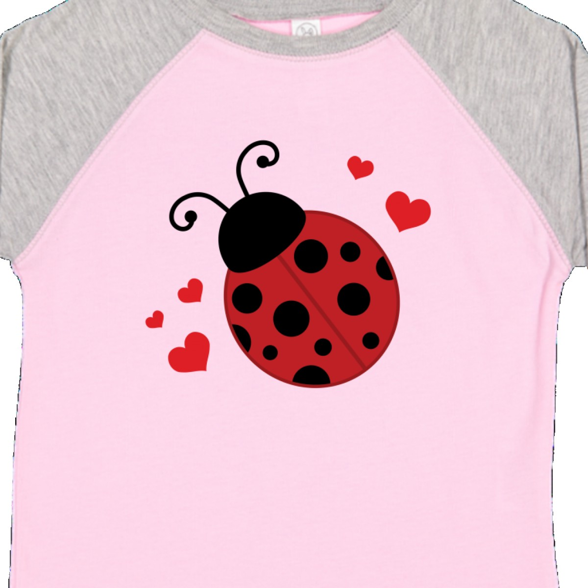 Inktastic-Lady-Bug-And-Hearts-Toddler-T-Shirt-Ladybug-Lover-Bugs-Insects-Cute thumbnail 8