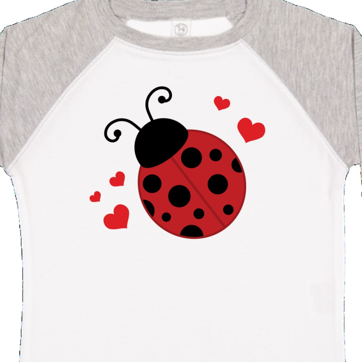 Inktastic-Lady-Bug-And-Hearts-Toddler-T-Shirt-Ladybug-Lover-Bugs-Insects-Cute thumbnail 16