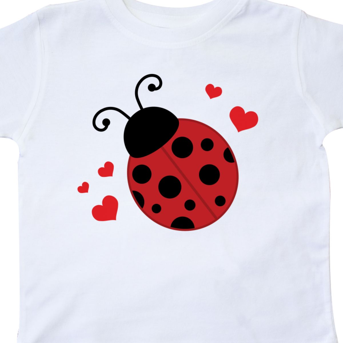 Inktastic-Lady-Bug-And-Hearts-Toddler-T-Shirt-Ladybug-Lover-Bugs-Insects-Cute thumbnail 12
