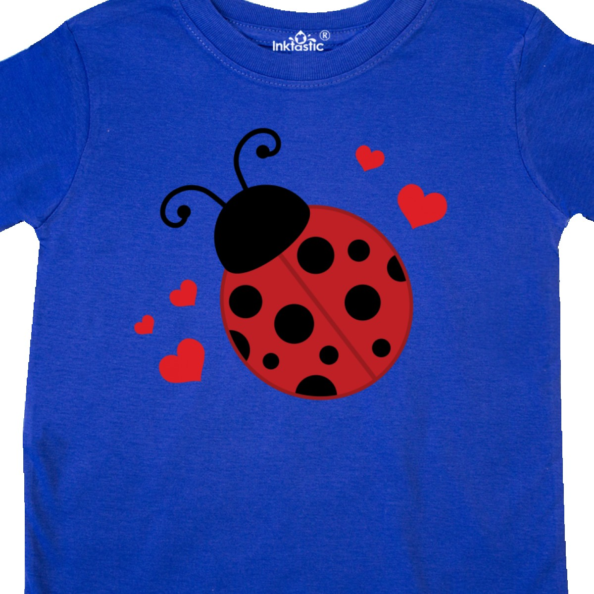 Inktastic-Lady-Bug-And-Hearts-Toddler-T-Shirt-Ladybug-Lover-Bugs-Insects-Cute thumbnail 10