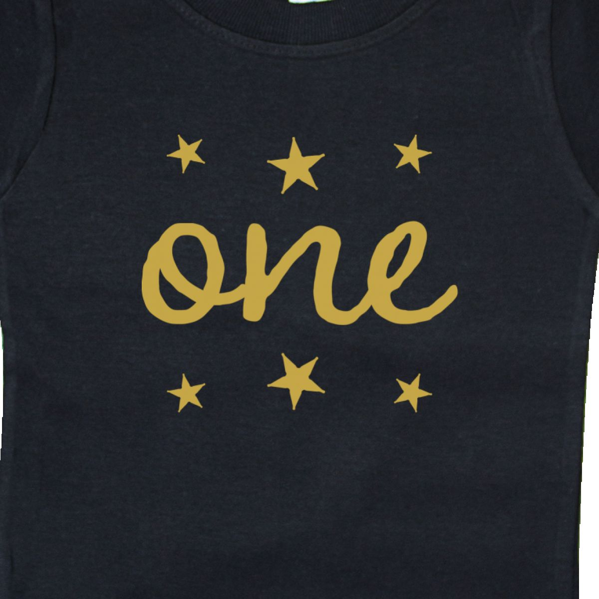 Inktastic-1st-Birthday-Outfit-One-Gold-Baby-T-Shirt-Apparel-Im-Cute-Boy-Girl-Hws thumbnail 4