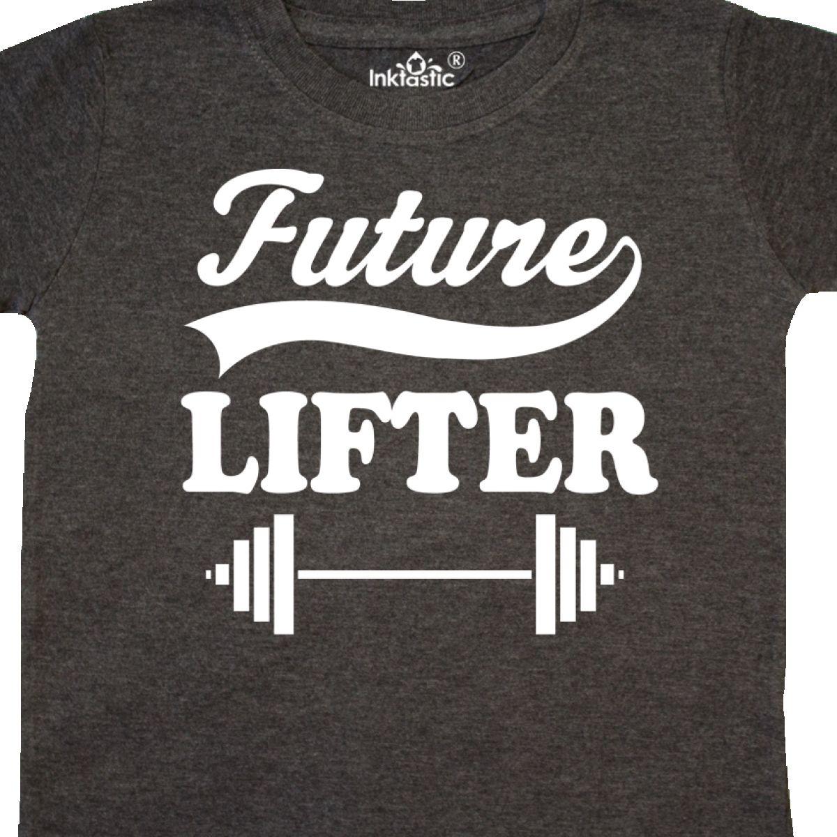 Inktastic-Future-Lifter-Weightlifting-Toddler-T-Shirt-Weightlifter-Lifting-Kids thumbnail 6