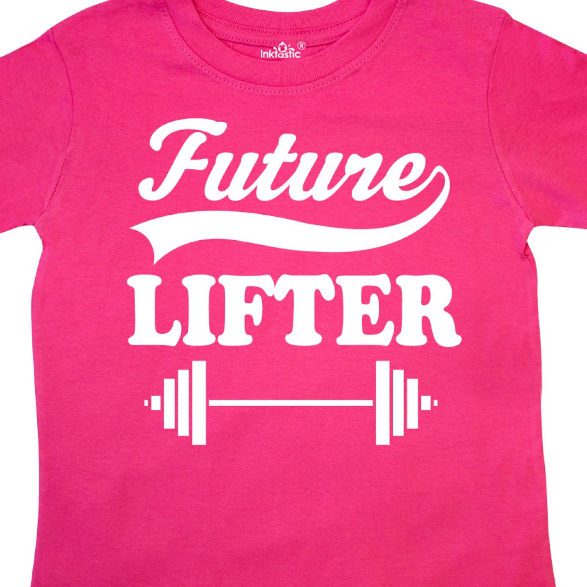 Inktastic-Future-Lifter-Weightlifting-Toddler-T-Shirt-Weightlifter-Lifting-Kids thumbnail 4