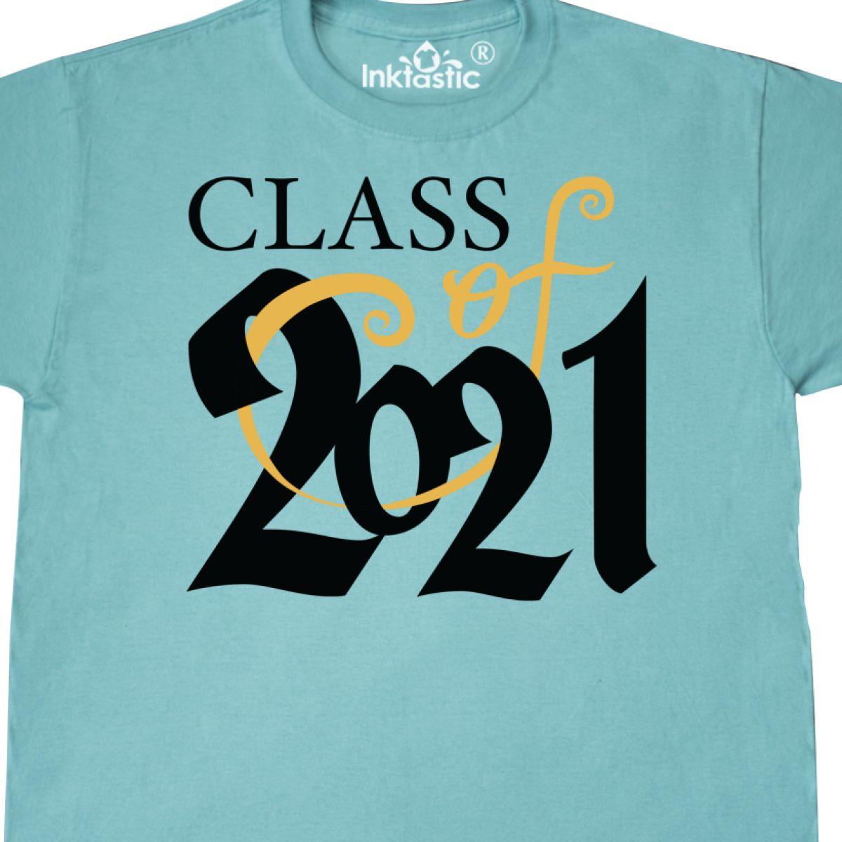 5cb45969 Schools Hightstown High School High School Class Of 2021: Inktastic Class  Of 2021 T-Shirt Graduation Graduate Senior