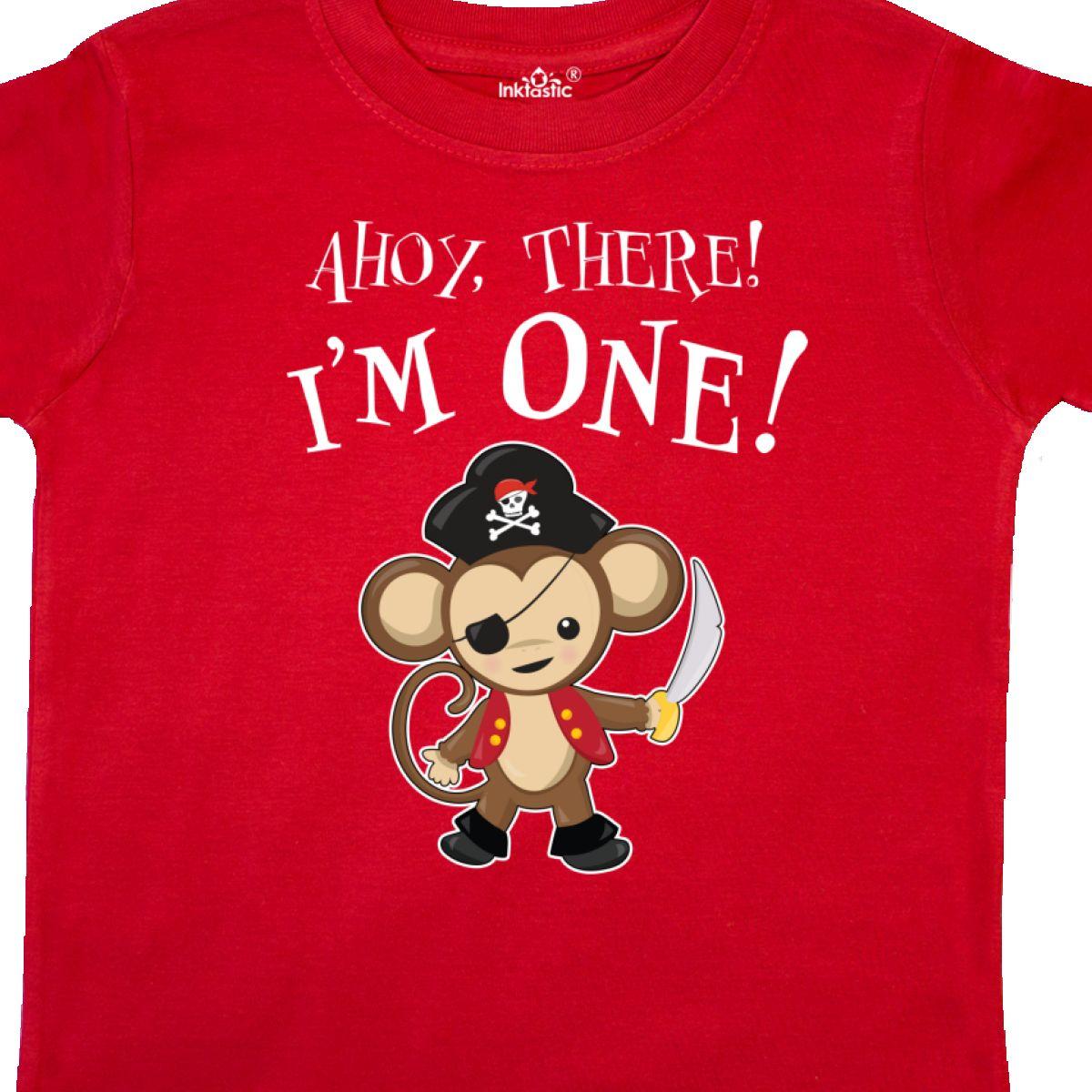 T-Shirts Pirate Monkey t-shirt