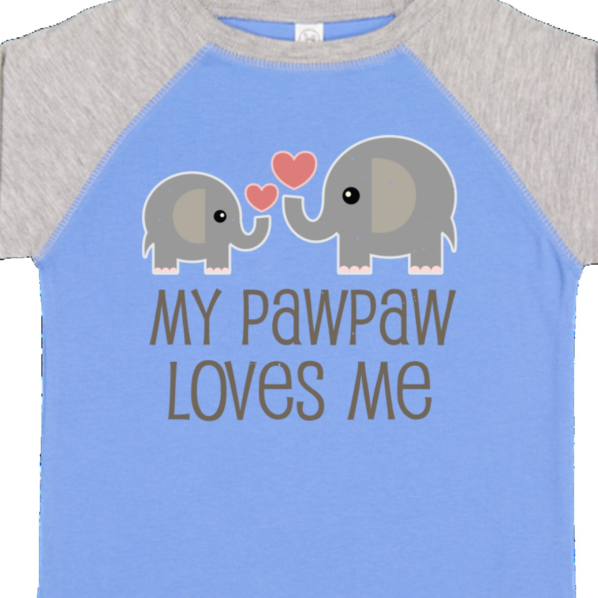 Inktastic-My-Pawpaw-Loves-Me-Grandchild-Toddler-T-Shirt-Gift-From-Grandpa-Childs thumbnail 4