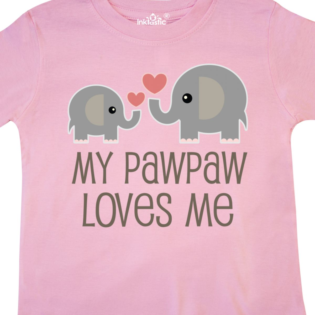 Inktastic-My-Pawpaw-Loves-Me-Grandchild-Toddler-T-Shirt-Gift-From-Grandpa-Childs thumbnail 6