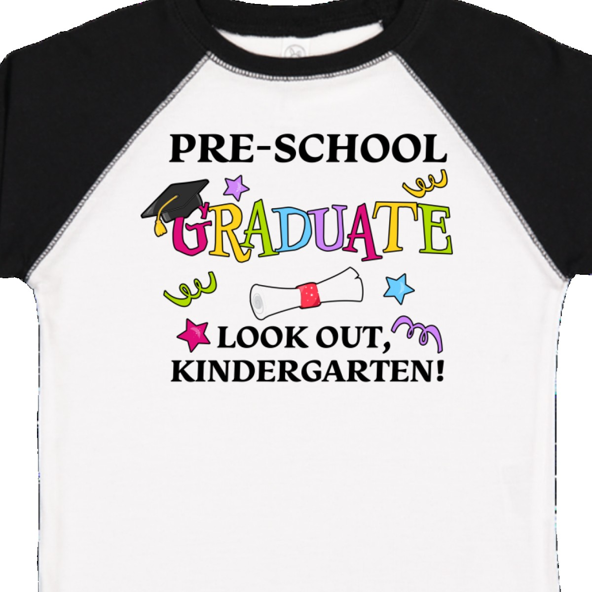 Inktastic-Pre-School-Graduate-Look-Out-Kindergarten-Toddler-T-Shirt-Graduation thumbnail 14